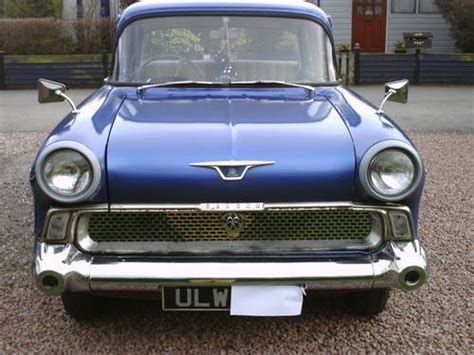 Vauxhall Victor F Type Sold (1957) On Car And Classic Uk