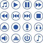 Player Icons Svg Vector Vectors Ai Psd