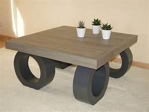Meuble En Carton Design : table basse design album photos meubles en carton la cr ath que de nadine ~ Melissatoandfro.com Idées de Décoration