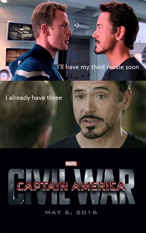 Civil War Memes - captain america civil war memes wonder why iron man and cap go to war