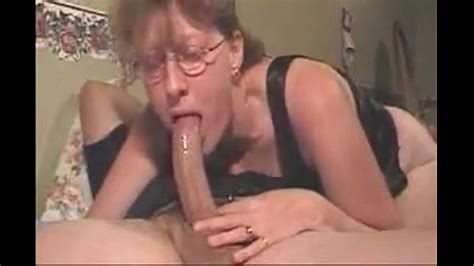 Slut Mom Sucks Cock And Swallows My Load