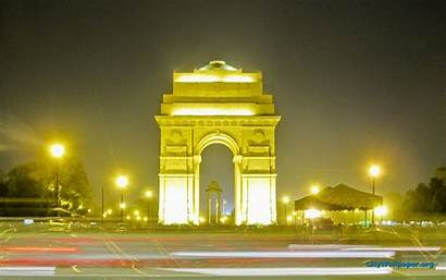 India Gate Delhi Indian Wallpapers Places Guide