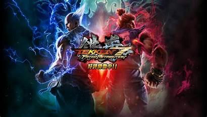 Tekken Wallpapers Akuma Heihachi Pc Official 1080p
