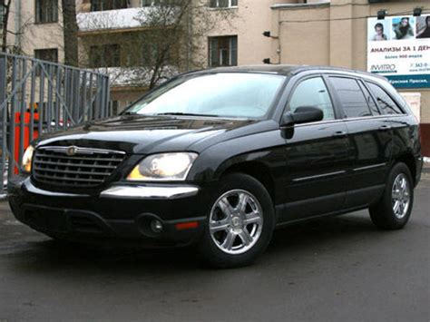 2000 Chrysler Pacifica by 2004 Chrysler Pacifica Pictures