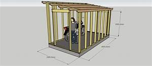 Plan Cabane En Bois Pdf : abri de jardin sur mesure en ossature bois artisan ~ Melissatoandfro.com Idées de Décoration