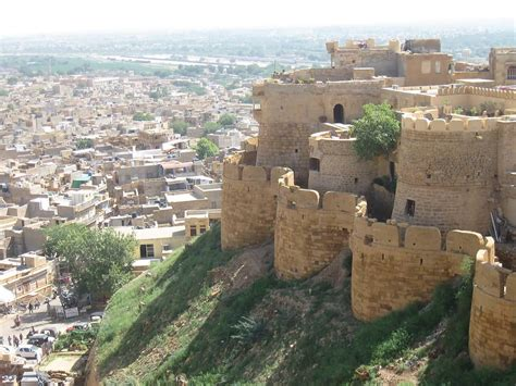 Top 5 Famous Forts In India Allrefer