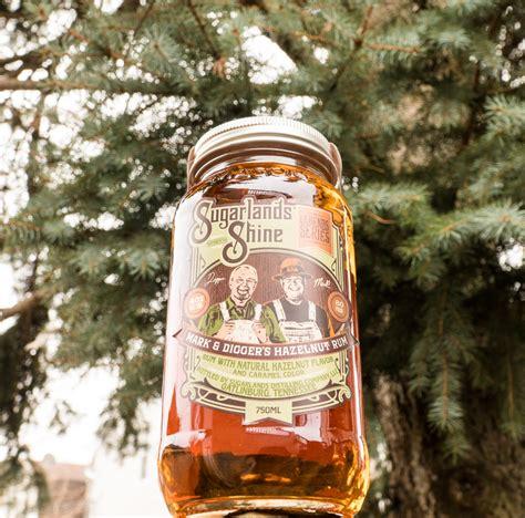 Sugarlands Shine Hazelnut Rum   The Awesomer