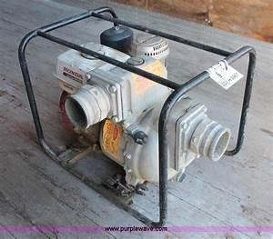 Honda Wt40x Trash Water Pump
