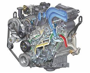 Ford 4 0l V6 Engine