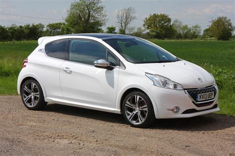 peugeot fast car the best fast and economical cars parkers