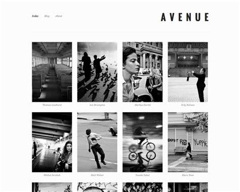 squarespace avenue template 17 best images about black label on photography graphic projects and aesthetics