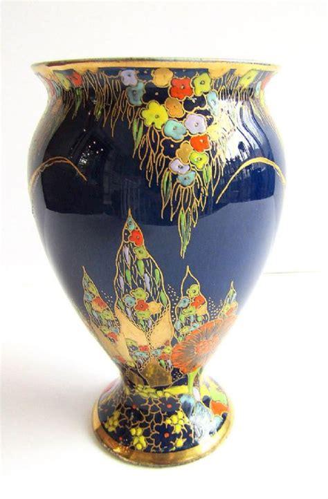 Carlton Ware Vase by Deco Carlton Ware Quot Fantasia Quot Vase 406455