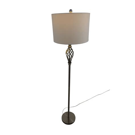 85% Off  Silver Decorative Floor Lamp  Decor. Primitive Living Room Furniture. Bookshelves In Living Room. Living Room Accent Table. Wall Lights For Living Room. Living Room Options. Living Room Tables For Sale. Tables For Living Room. Camo Living Room Furniture Sets