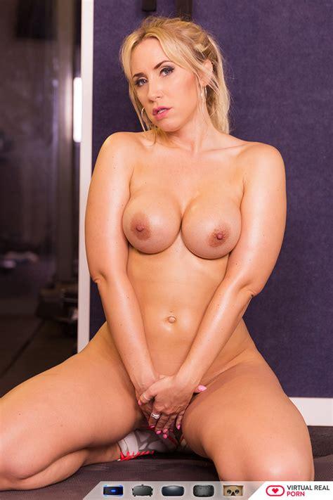 Fitness Sex Ii Stunning Blonde Euro Babe Masturbation