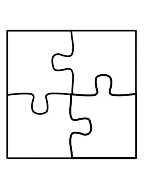 4 puzzle template puzzle template on puzzle jewelry autism awareness crafts and clip free