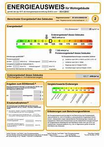 Energieausweis Online Berechnen : bedarfsausweis energiebedarfsausweis online oder per fax bestellen ~ Themetempest.com Abrechnung