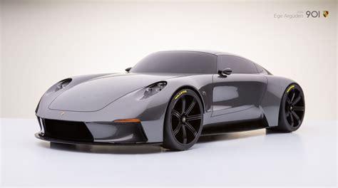 Porsche 901 Design Concept Reimagines The Iconic 911