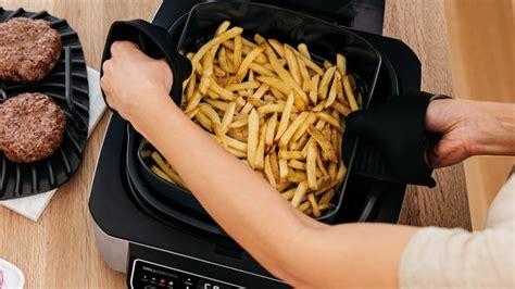ninja grill foodi grilling inside air shark brings fry addition