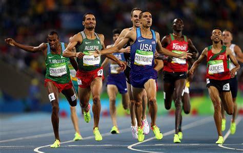 USA's Centrowitz stuns Asbel Kiprop to win 1500m Olympic