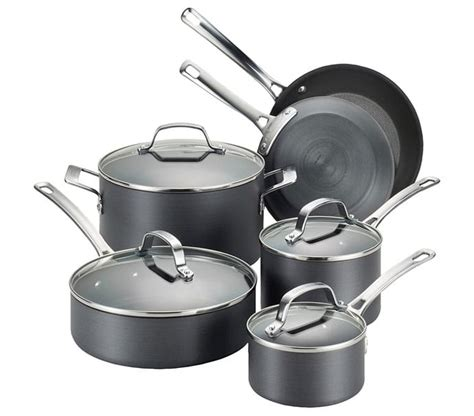 hard anodized cookware sets review