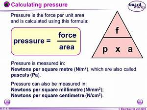 KS3 Physics 9L Pressure and Moments. - ppt video online ...