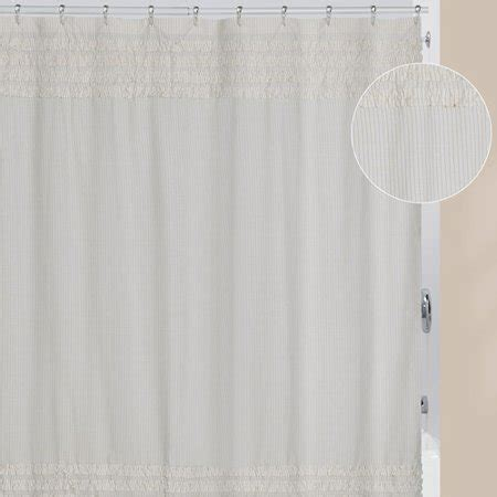 Creative Bath Shower Curtains by Creative Bath Can Can Cotton Polyester Blend Shower