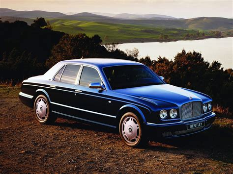 Bentley Arnage R Specs & Photos