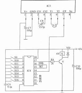 Wireless Remote Control Switch Circuit Six