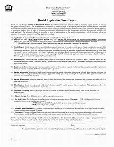 inspirational how to write a cover letter for a rental With how to write a cover letter for rental application