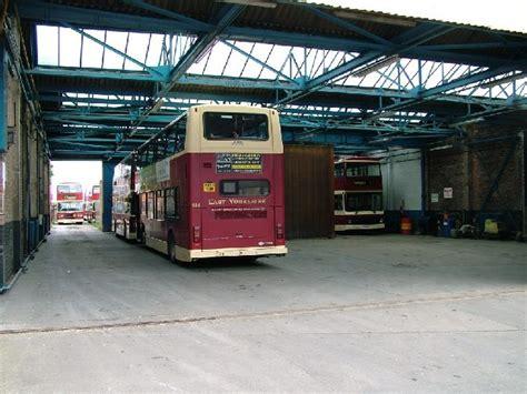 withernsea east yorkshire bus depot  mark harrington cc  sa geograph britain  ireland