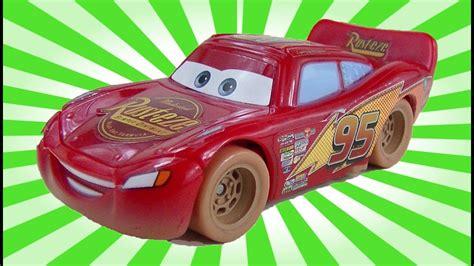 mcqueen lightning toys cars dirt track queen disney mc movie