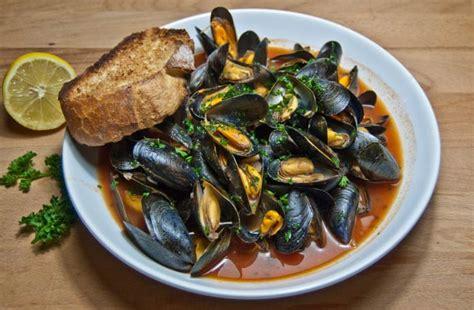 cuisine des moules soupe de moules à la napolitaine la cuisine italienne