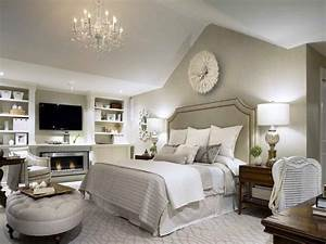 Beautiful, Monochromatic, Colors, Schemes, Master, Bedrooms