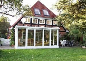 Wintergarten und sitzecke am haus for Wintergarten am haus
