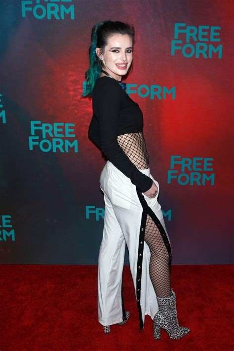 Bella Thorne At 2017 Freeform Upfront In New York 0419