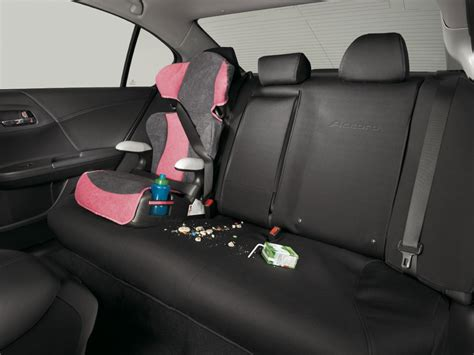 honda accord dr rear seat covers p ta