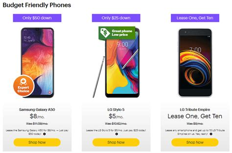 the best deals available at sprint september 2019