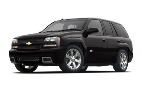 2008 Chevrolet Trailblazer Expert Reviews, Specs And