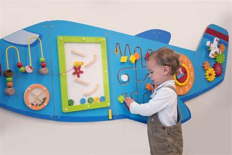 aeroplane activity wall panels sensational kids