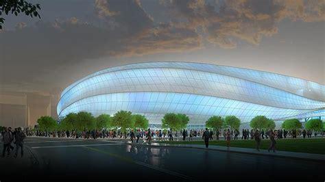 New Soccer Stadium St. Paul MN
