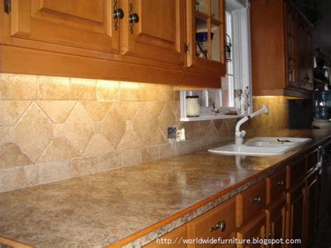 kitchen countertop tile design ideas all about home decoration furniture kitchen backsplash