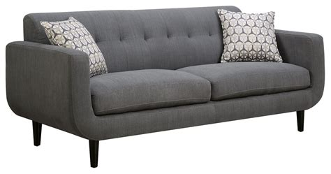 And Grey Sofa by Stansall Grey Sofa From Coaster 505201 Coleman Furniture