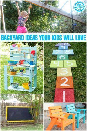 outdoor kids activities