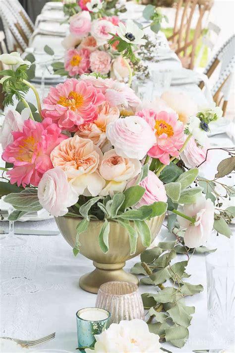 fake flower arrangements    real diy