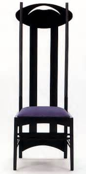 Chaise Design Macintosh by Sedia Argyle Charles Rennie Mackintosh