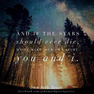 """If The Stars... Love Asar Quotes"