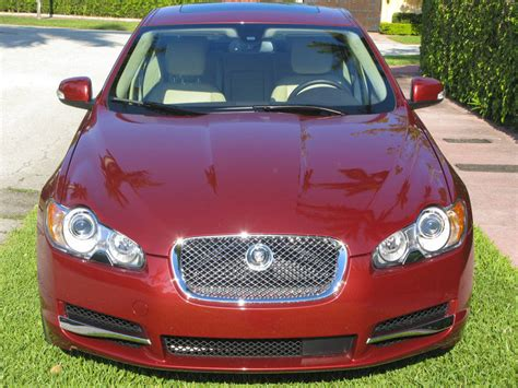 2009 Jaguar Xf Supercharged Gallery 301934