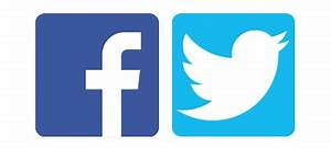Pics For > Facebook And Twitter Logo Png