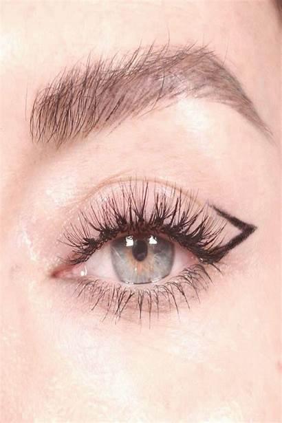 Eye Makeup Creative Alternative Eyeliner Eyebrow Unique