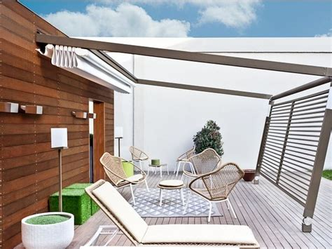 tips minimalist modern house terrace design  ideas